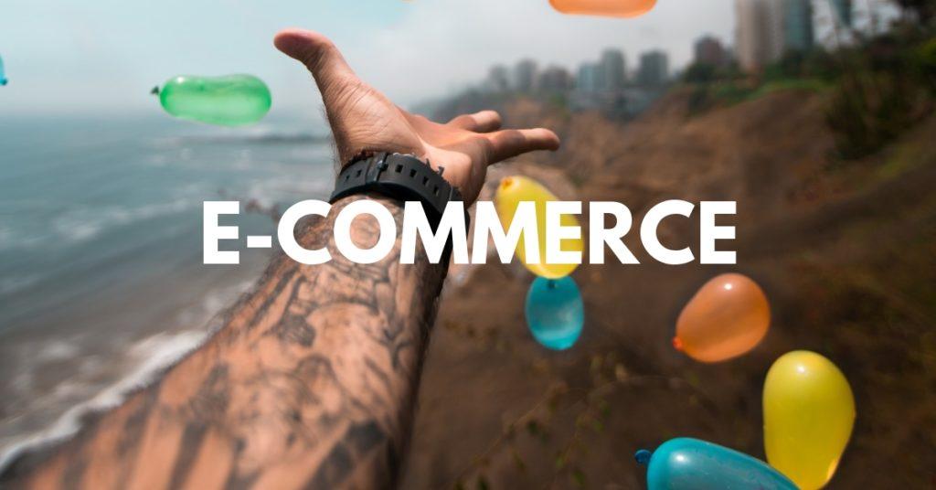 e-commerce online conversion