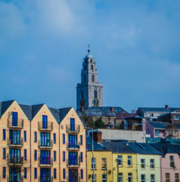 Ireland's Colorful Buildings